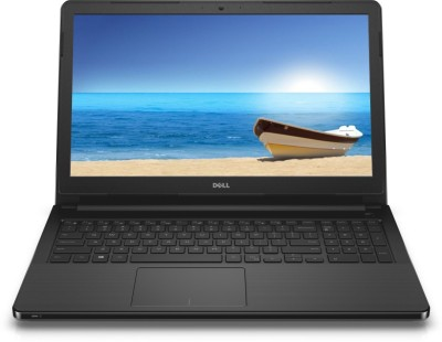 Dell Inspiron Core i3 5th Gen - (4 GB/500 GB HDD/Linux) Z565103UIN9 3558 Notebook(15.6 inch, Black)