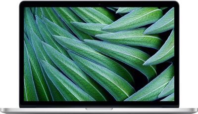 Apple MGXC2HN/A MacBook Pro Notebook (Ci7/ 16GB/ Mac OS X Mavericks/ 2GB Graph)(15.25 inch, Silver, 2.02 kg)