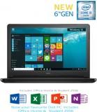 Dell Core i3 6th Gen - (4 GB/1 TB HDD/Wi...