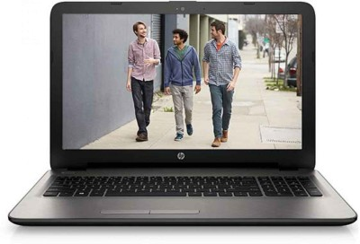 HP 15 Core i3 5th Gen - (4 GB/1 TB HDD/Windows 10 Home/2 GB Graphics) N8M25PA 15-ac121tx Notebook(15.6 inch, Turbo SIlver, 2.19 kg)