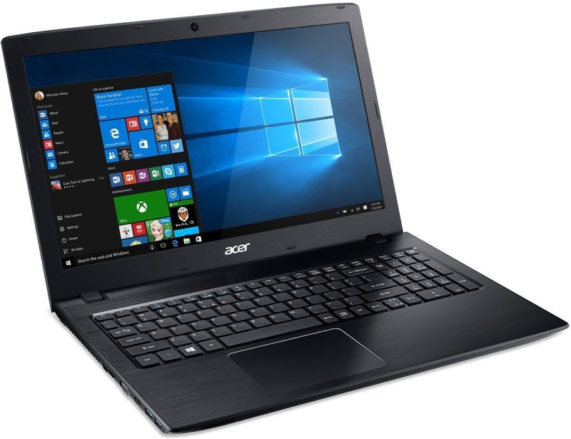 Acer E5-575G-3937 Notebook E5-575G-3937 Intel Core i3 4 GB RAM Linux