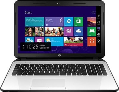 HP Core i3 5th Gen - (4 GB/1 TB HDD/Windows 10 Home) N8M15PA 15-ac119TU Notebook(15.6 inch, White SIlver)