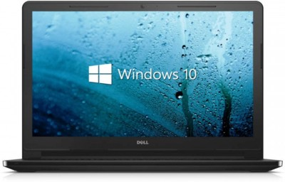 Dell Inspiron Core i5 5th Gen - (4 GB/1 TB HDD/Windows 10 Home/2 GB Graphics) Z565110HIN9 3558 Notebook(15.6 inch, Black)