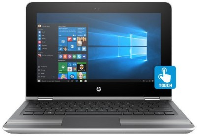 HP Pavilion Pentium Quad Core 4th Gen - (4 GB/500 GB HDD/Windows 10 Home) W0J56PA 11-U006TU 2 in 1 Laptop(11.6 inch, Turbo SIlver, 1.41 kg)
