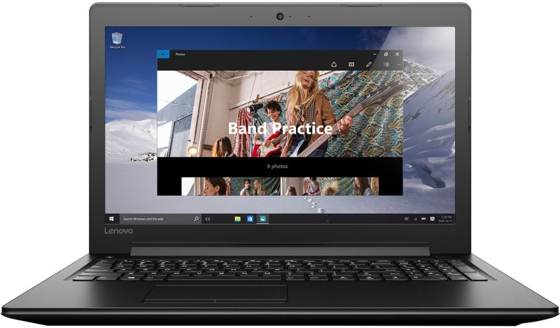Lenovo Ideapad Notebook Ideapad Intel Core i5 8 GB RAM Windows 10 Home