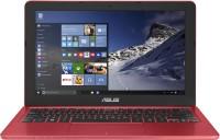 Asus EeeBook Celeron Dual Core - (2 GB 500 GB HDD Windows 10 Home) 90NL0054-M02840 E202SA-FD0011T Netbook(11.6 inch Red 1.25 kg)