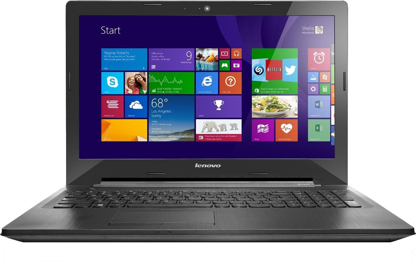 View Lenovo G50-45 APU Dual Core E1 4th Gen - (2 GB/500 GB HDD/Windows 8.1) G50-45 Notebook(15.6 inch, Black, 2.5 kg) Laptop