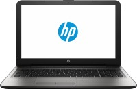 HP APU Quad Core A8 6th Gen - (4 GB 1 TB HDD DOS 2 GB Graphics) W6T48PA 15-bg001AX Notebook(15.6 inch Turbo SIlver 2.19 kg)