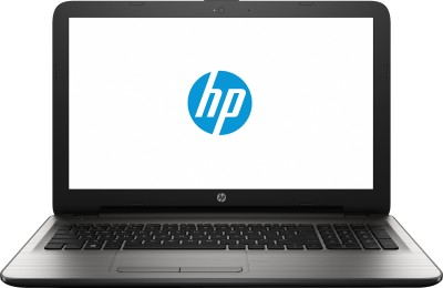 HP APU Quad Core A8 6th Gen - (4 GB/1 TB HDD/DOS/2 GB Graphics) W6T48PA 15-bg001AX Notebook(15.6 inch, Turbo SIlver, 2.19 kg)