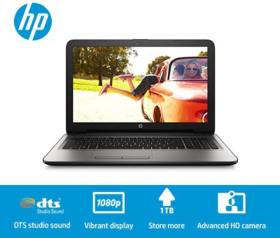 HP 15-ac122tu (N8M18PA) Laptop (Core i3 5th Gen/4 GB/1 TB/DOS)