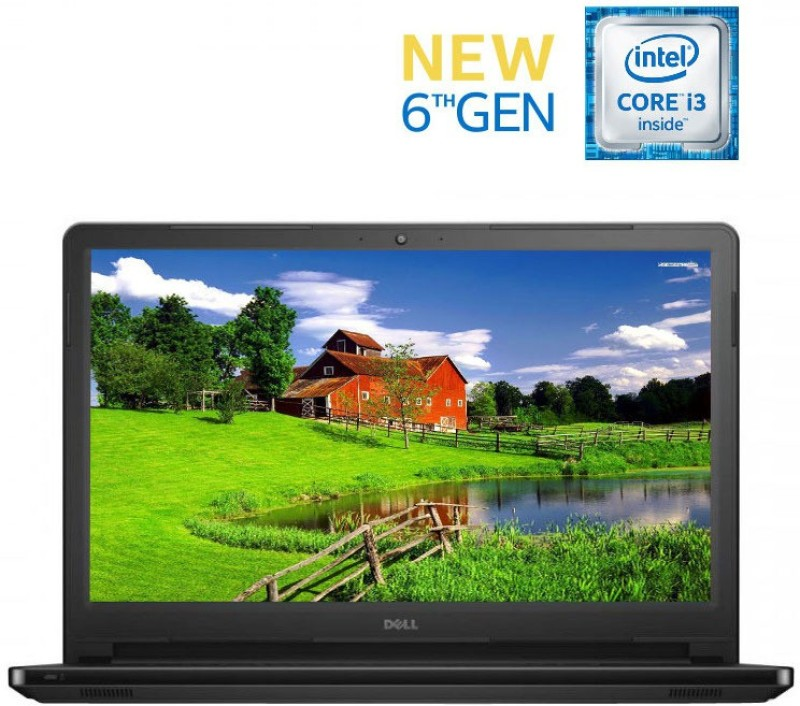 Dell Inspiron Notebook Inspiron Intel Core i3 4 GB RAM Linux