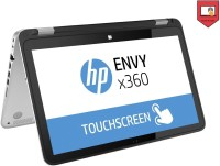 HP envy15 X360 w102tx (T5Q56PA) Core i5, 6th Gen - (8 GB DDR3/1 TB HDD/Windows 10 Home/2 GB Graphics/Touch) Notebook(15.6 inch, Natural SIlver, 2.19 kg)