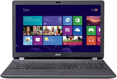 Acer E Pentium Quad Core 3rd Gen - (2 GB/500 GB HDD/Windows 8 Pro) NXMYESI.009 E5-532 Notebook(15.6 inch, Black)