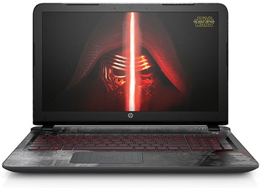 View HP Star Wars Special Edition Pavilion 15 an003tx T0Z03PA Intel Core i5 (6th Gen) - (8 GB DDR3/1 TB HDD/Windows 10 Home/2 GB Graphics) Notebook Laptop