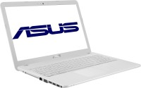 View Asus Core i3 5th Gen - (4 GB/1 TB HDD/DOS) 90NB0B02-M13690 X540LA-XX440D Notebook(15.6 inch, White, 2 kg) Laptop