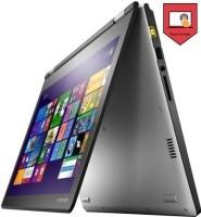 Lenovo Core i5 4th Gen - (4 GB 500 GB HDD 8 GB SSD Windows 8.1) 59-442014 Yoga 2 13 2 in 1 Laptop(13.17 inch Light SIlver 1.66 kg)