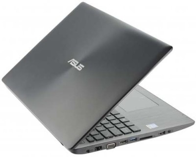 Asus X Series Celeron Dual Core 4th Gen - (2 GB/500 GB HDD/DOS) XX233D X553MA-XX233D Notebook(15.84 inch, Black, 2.5 kg)