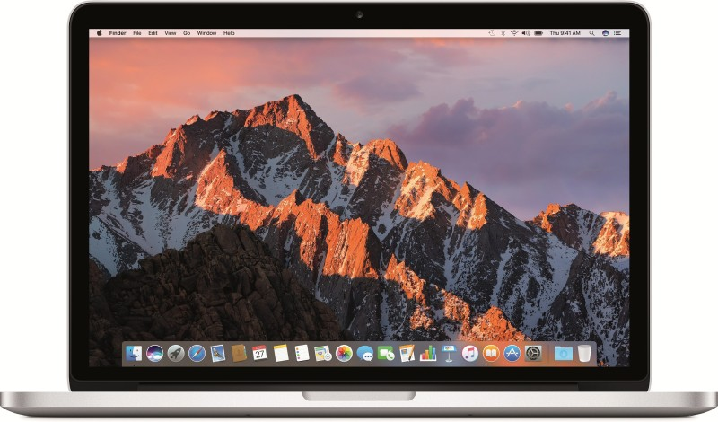 Apple MacBook Pro Core i5 - (8 GB/128 GB SSD/OS X Yosemite) MF839HN/A(13.3 inch, Silver, 1.58 kg)