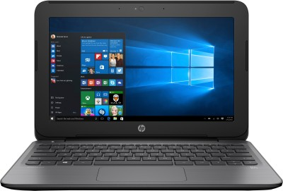 HP Pavilion 11-S002TU Celeron Dual Core - (2 GB/500 GB HDD/Windows 10 Home) Notebook W0H98PA (11.6 inch, Black, 1.23 kg)