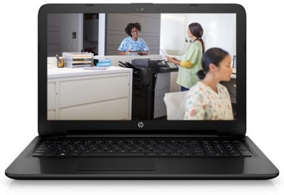 HP 15 15-AC 15-AC649TU Pentium Quad Core - (4 GB/500 GB HDD/Free DOS) Notebook V5D72PA (15.6 inch, Black, )