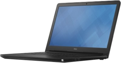 Dell Vostro Pentium Dual Core 5th Gen - (4 GB/500 GB HDD/Linux) dv3805c4500d 3558 Notebook(15.6 inch, Black, 2.24 kg)