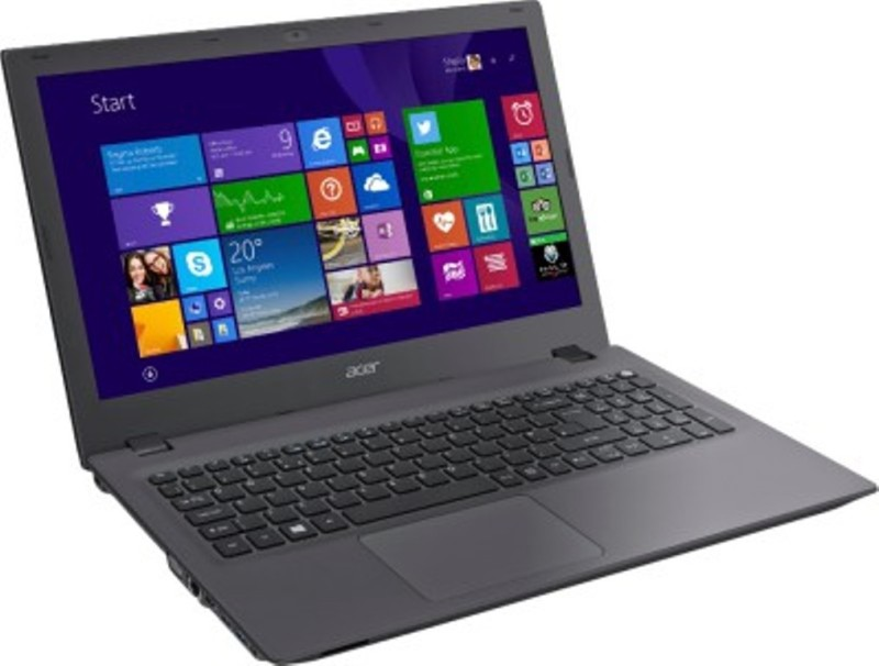 Acer Aspire E Core i3 4th Gen - (4 GB/500 GB HDD/Linux) E5-573 Notebook(15.6 inch, Charcoal Grey, 2.5KG kg)