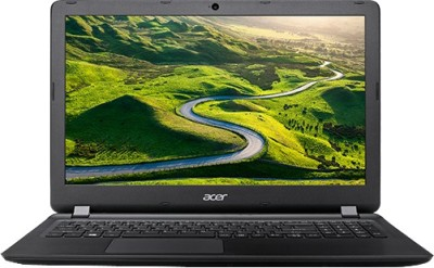 Acer ES 15 Core i3 6th Gen - (4 GB/500 GB HDD/Linux) UN.GD0SI.001 ES1-572 Notebook(15.6 inch, Black, 2.4 kg)