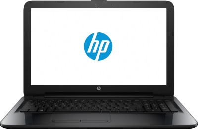 HP Core i3 6th Gen - (4 GB/1 TB HDD/DOS) 1AC75PA#ACJ 15-BE012TU Notebook(15.6 inch, SParkling Black, 2.19 kg)