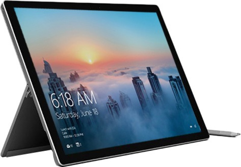 Microsoft Surface 2 in 1 Laptop Surface Intel Core i5 4 GB RAM Windows 10 Pro