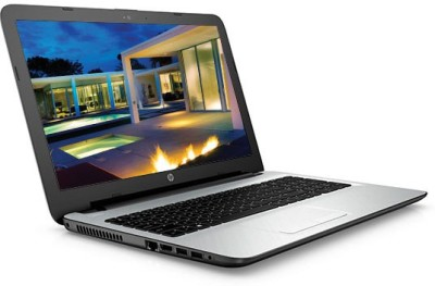 HP Pavilion Core i3 5th Gen - (4 GB/1 TB HDD/DOS/2 GB Graphics) (P6M76PA#ACJ) 15-ac156tx Notebook(15.6 inch, White, 2.19 kg)