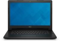 Dell Latitude Core i3 5th Gen - (4 GB 500 GB HDD Ubuntu) N0346002IN9 Core 13 3460 Notebook(14 inch Black 1.9 kg)
