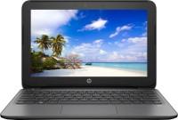 HP Pavilion Celeron Dual Core - (2 GB 500 GB HDD DOS) W0H99PA 11-S003TU Notebook(11.6 inch Black 1.23 kg)