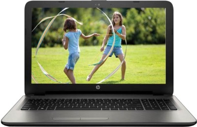 HP Core i5 6th Gen - (8 GB/1 TB HDD/DOS/2 GB Graphics) W6T28PA 15-be001TX Notebook(15.6 inch, SIlver, 2.19 kg)
