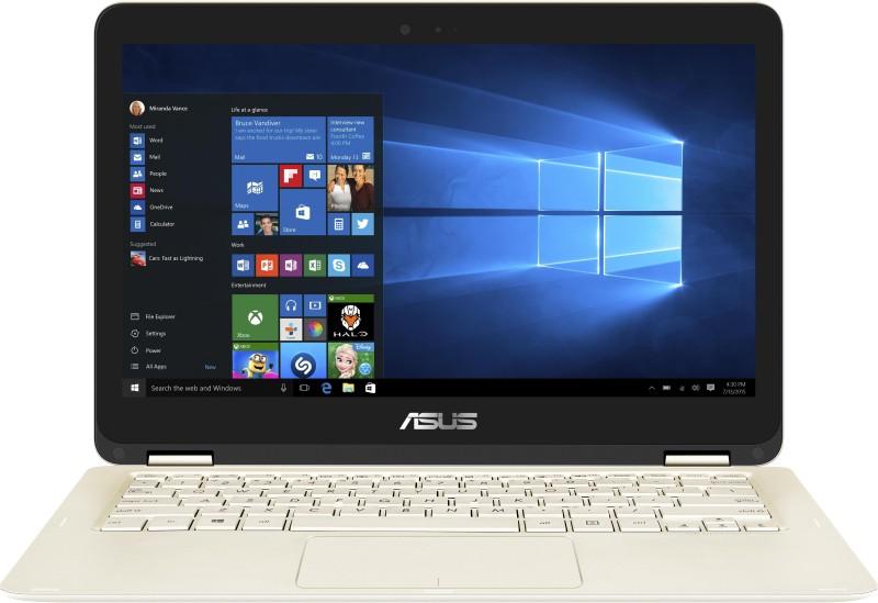 Asus ZenBook Intel Core M (6th Gen) - (4 GB/512 GB SSD/Windows 10) 90NB0BA1-M01980 UX360CA-C4089T Notebook ZenBook