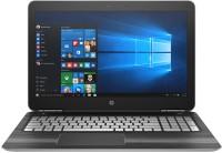 HP Core i7 6th Gen - (16 GB 1 TB HDD 128 GB SSD Windows 10 Home 4 GB Graphics) X1G79PA 15-bc008TX Notebook(15.6 inch Natural SIlver 2.18 kg)