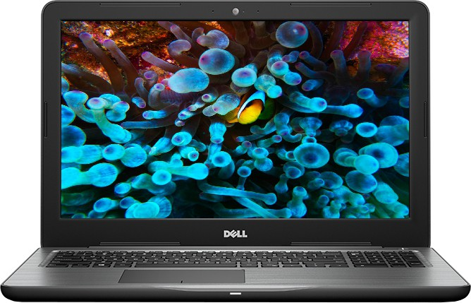 View Dell Inspiron Core i5 7th Gen - (8 GB/1 TB HDD/Windows 10 Home/2 GB Graphics) 5567 Notebook(15.6 inch, Black) Laptop