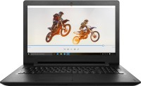 Lenovo Pentium Quad Core - (4 GB 500 GB HDD DOS) 80T700EMIH Ideapad 110 Notebook(15.6 inch Black 2.2 kg)