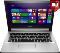 Lenovo Flex 2-14 (Intel 2-in-1 Laptop) (4th Gen Ci5  4GB  500GB  Win8.1  Touch  2GB Graph) (59-429729)(13.86 inch 1.9 kg)