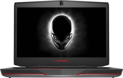Alienware 17 Core i7 4th Gen - (16 GB/750 GB HDD/Windows 8 Pro/3 GB Graphics) AW177167503A Notebook(16.84 inch, Anodized Aluminum, 4.15 kg)