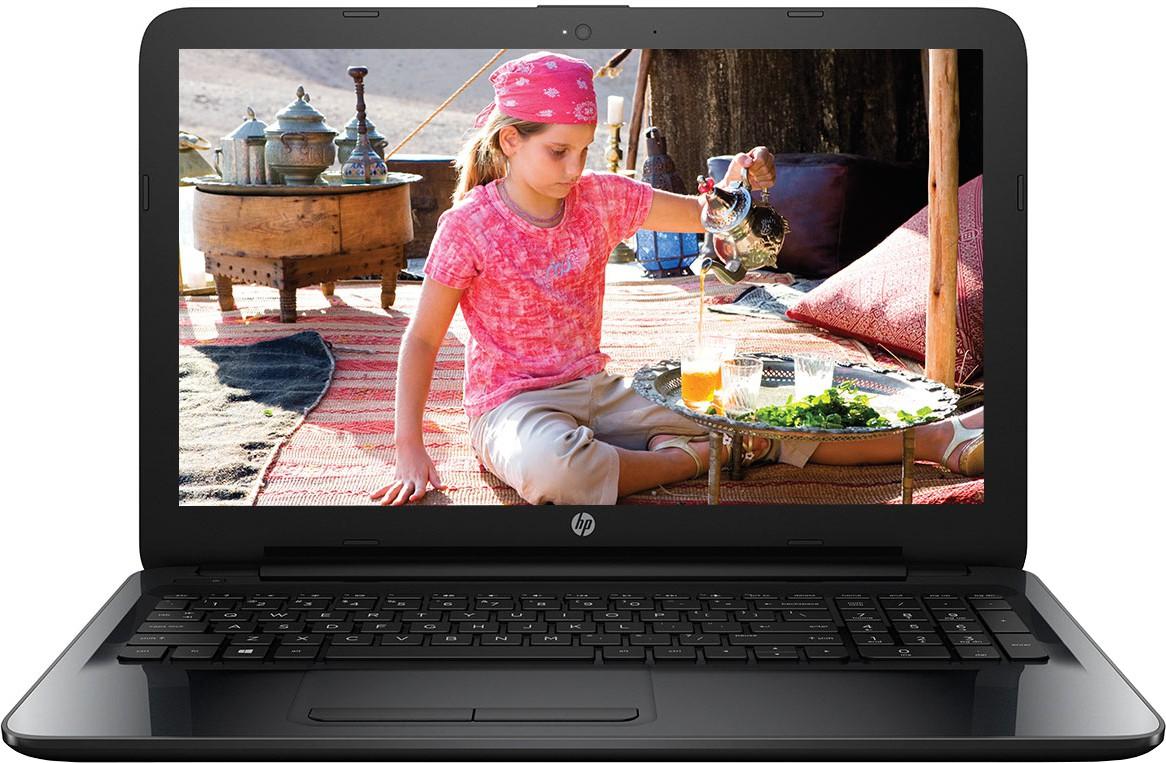 HP Core i3 6th Gen - (4 GB/1 TB HDD/DOS) 15-ay542TU Laptop(15.6 inch, Black, 2.19 kg) image