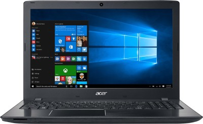 Acer Aspire E 15 E5 553 T4PT APU Quad Core    4   GB/1 TB HDD/Windows 10  Notebook NX.GESSI.003 available at Flipkart for Rs.28990