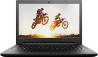 Lenovo Ideapad 100 Core i3 5th Gen - (4 GB 500 GB HDD DOS) 80QQ001XIH IP 100- 15IBD Notebook(15.6 inch Black 1.9 kg)