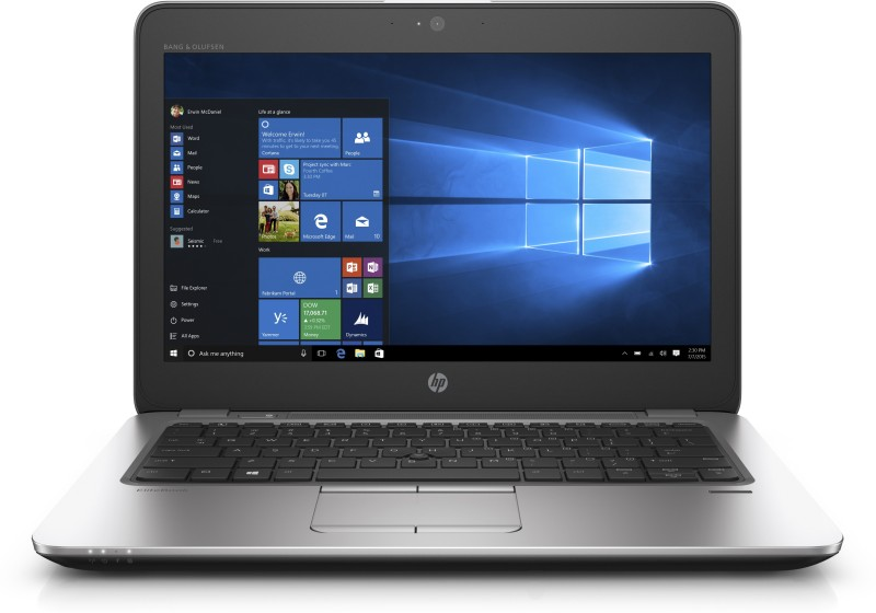 HP EliteBook Core i7 6th Gen - (8 GB/256 GB SSD/Windows 10 Pro) W8H23PA#ACJ 820 G3 Notebook(12.5 inch, Silver, 1.26 kg)