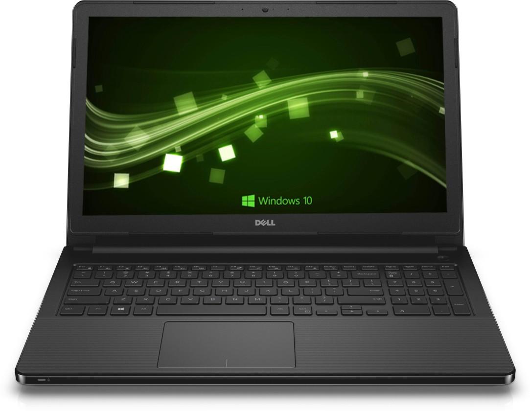 Dell Vostro Core i3 4th Gen - (4 GB/500 GB HDD/Windows 10) 3558 Notebook(15.6 inch, Black)   Laptop  (Dell)