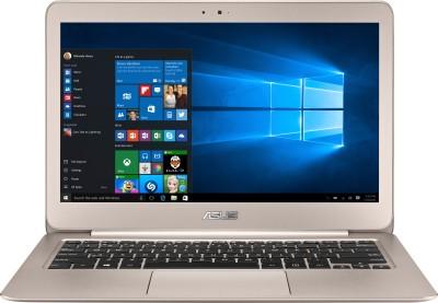 Asus Zenbook Core M 5th Gen - (4 GB 256 GB SSD Windows 10 Home) UX305FA-FC129T Notebook(13.3 inch Aurora Metallic Gold 1.20 kg)
