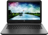 HP 245G3 Notebook (APU Dual Core E1  4GB  500GB  Ubuntu) (J9J28PA)(13.86 inch Black 1.88 kg)