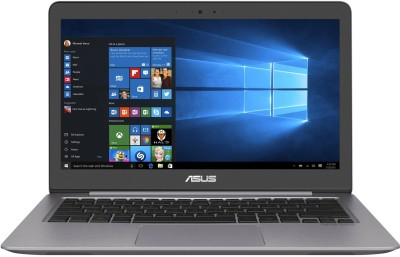 Asus Zenbook Core i5 6th Gen - (4 GB/512 GB SSD/Windows 10 Home/2 GB Graphics) 90NB0CL1-M01760 UX310U Ultrabook(13.3 inch, Grey & SPin, 1.45 kg)