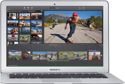 Apple MD761HN/B MacBook Air (Ci5/ 4GB/ 256GB Flash/ Mac OS X Mavericks)(12.87 inch, SIlver, 1.35 kg)