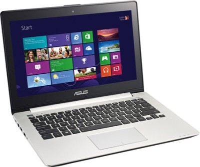 Asus S Core i5 4th Gen - (4 GB/500 GB HDD/Windows 8 Pro) S301LA C1079H Notebook(13.51 inch, Black, 1.76 kg)