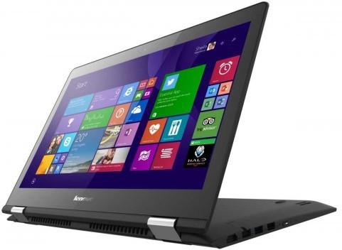 Lenovo Yoga 500 Core i7 6th Gen - (8 GB/1 TB HDD/Windows 10 Home/2 GB Graphics) 500 Notebook(14 inch, Black, 1.8 kg)   Laptop  (Lenovo)